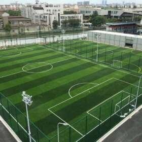 Thi công sân cỏ nhân tạo At Sport