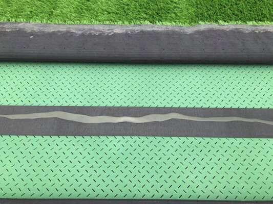 Shock Pad - Giải pháp an toàn cho sân cỏ nhân tạo
