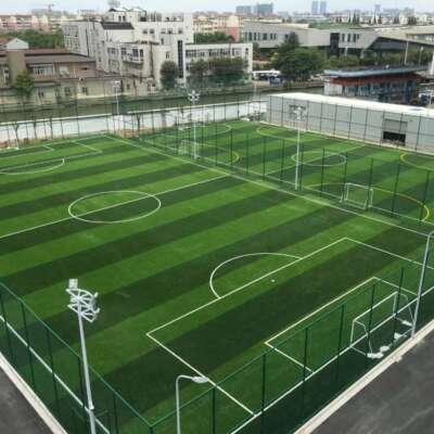 Kích thước sân bóng đá 7 người cỏ nhân tạo At Sport