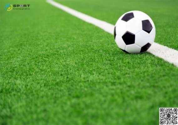 Gía cỏ nhân tạo sân bóng đá tại AT Sport